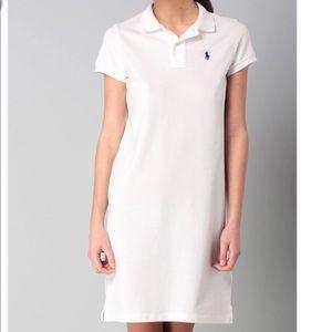Ralph Lauren mesh polo dress